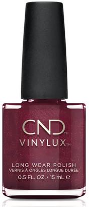 CND Vinylux Crimson Sash Nail Varnish 15ml