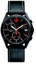Hamilton Khaki Aviation Pilot Pioneer Chrono Quartz Stainless Steel & Leather Strap Watch