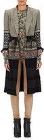 Gary Graham Women's Linen Car Coat