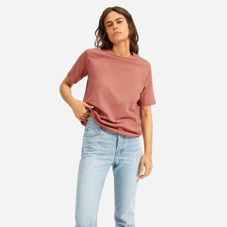 Everlane The Air Oversized Crew Tee