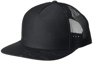 Arc'teryx Bird Brim Flat Trucker (Black) Caps