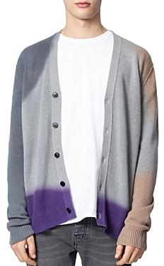 Zadig & Voltaire Jojo Button Sweater