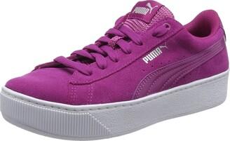 Puma Women Vikky Platform Low-Top Sneakers