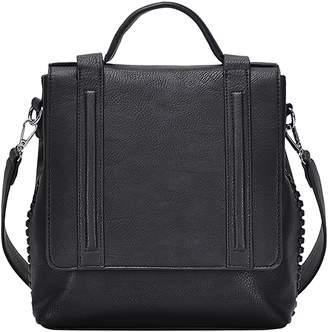 Antik Kraft Convertible Faux Leather Messenger Bag