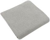 Grey Mini Moss Stroller Blanket