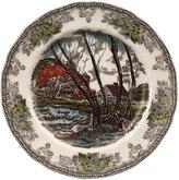 Johnson Bros. Friendly Village Round Salad Plate
