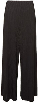 Great Plains Adelaide Ribbed Wide Leg Trousers