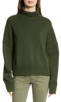 Nili Lotan Women's Serinda Wool & Cashmere Turtleneck Sweater