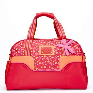 Little Company LC Today lcttu04.r Changing Tulip Travel Bag Red