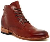 Blackstone Plain Toe Lace-Up Boot