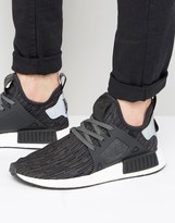 adidas NMD_XR1 PK Sneakers In Black S77195
