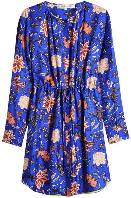 Diane von Furstenberg Printed Shirtdress
