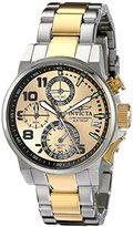 Invicta Women's 17428 I-Force Analog Display Japanese Quartz Two Tone Watch