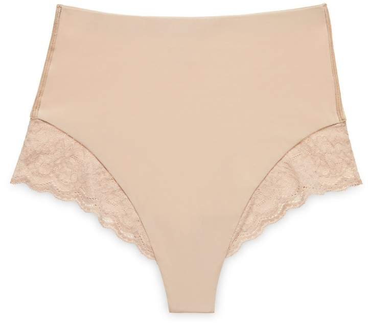 1418864787f7 High Rise Thong - ShopStyle