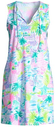 Lilly Pulitzer Johana Printed Cover-Up