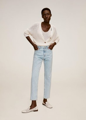 MANGO Mom-fit jeans