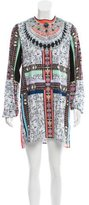 Clover Canyon Shift Digital Print Dress