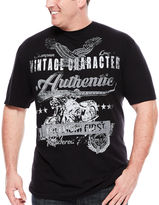 i jeans by Buffalo Short-Sleeve Graphic Tee - Big & Tall