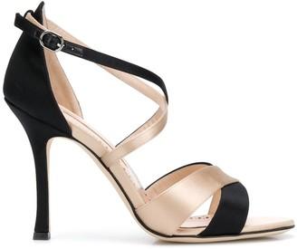 Manolo Blahnik Anna strappy sandals