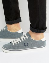 Fred Perry Underspin Oxford Sneakers