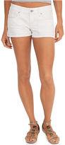 Levi's Shorts, Catalina Cuffed Denim, White Wash