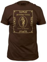 Impact Jethro Tull British Rock Band Music Living in the Past Adult Fitted Jersey Tee