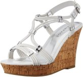 Rampage Cammer Women US 8.5 Wedge Sandal