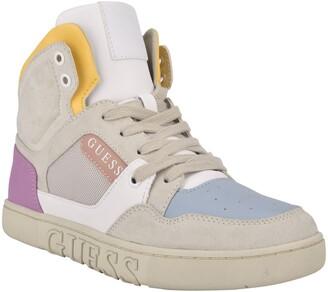 GUESS Justis High Top Sneaker