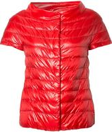 Herno glossy quilted jacket - women - Nylon - 40