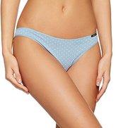 Skiny Women's Essentials Low Cut Rio Slip Bikini Bottoms