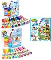 Crayola PAW Patrol Coloring Book & Marker Set