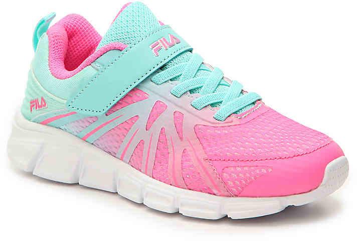 2a70c0fb1436b Fila Blue Girls  Shoes - ShopStyle