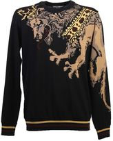 Dolce & Gabbana Virgin Wool And Cashmere Sweater