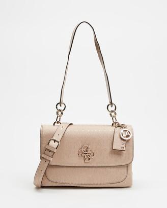 GUESS Chic Shine Shoulder Bag