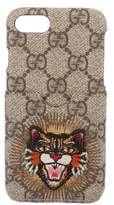 Gucci Angry Cat GG iPhone 7 Case