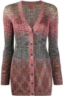 Missoni Colour Block Cardigan