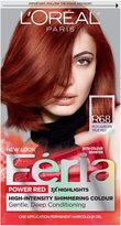 L'Oreal Paris Feria Power Reds, High-Intensity, Shimmering Colour