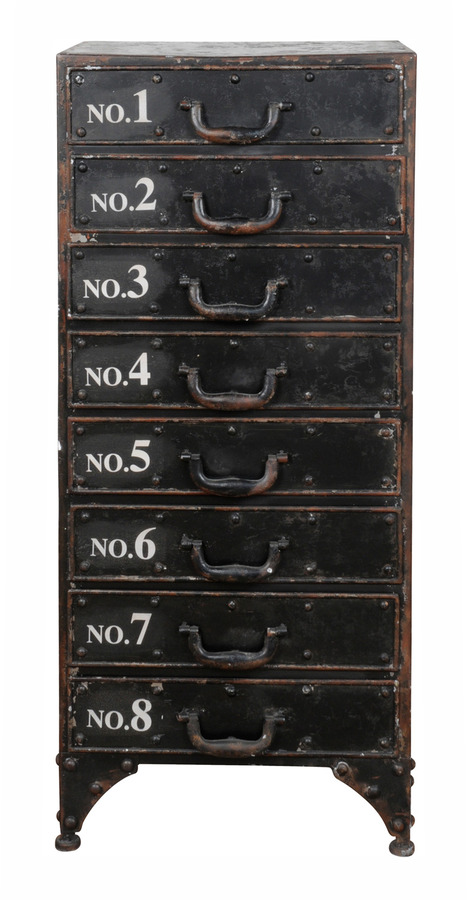 Heal's Number 8 Chest of Drawers