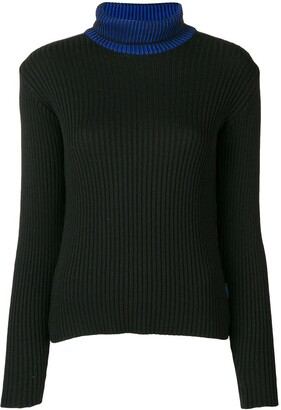 Versace Pre Owned 1990's Turtle Neck Jumper
