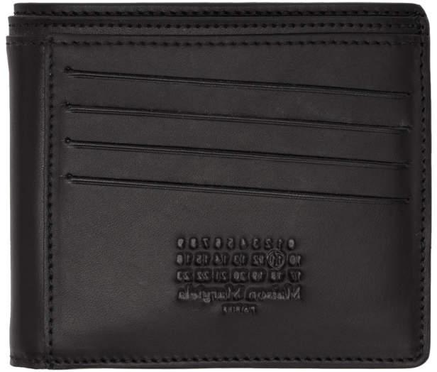 Maison Margiela Black Inside Out Wallet