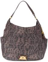 Juicy Couture snake print Erin hobo bag