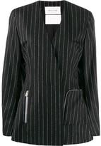 Alyx script stripe blazer