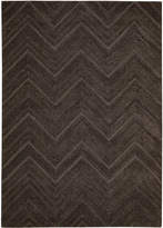 "Joseph Abboud Dimension Chevron Rug, 7'6"" x 9'6"""
