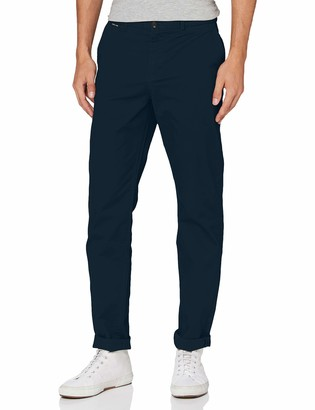 Scotch & Soda Men's Stuart-Classic Twill Chino with Stretch Casual Pants