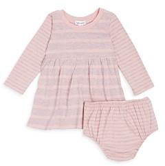 Splendid Girls' Striped Ruffle Dress & Bloomers -Baby