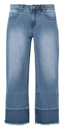 GEORGE J. LOVE Denim trousers