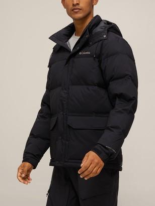 Columbia Rockfall Down Men's Water Resistant Jacket, Black