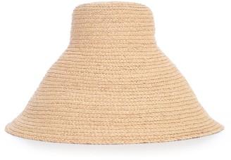Jacquemus Le Chapeau Valensole Raffia Natural Hat
