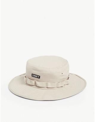Obey River Boonie cotton hat