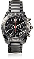 Versace Men's 11CC9D009 SC09 DV One Chrono Analog Display Automatic Self Wind Black Watch